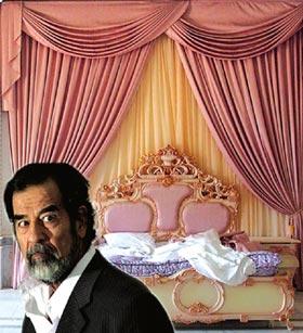 萨达姆宫殿变为五星酒店对外开放