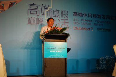 费振选:2009中国旅游发展大调之年