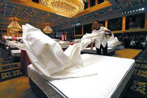 广州举办酒店客房服务技能大赛