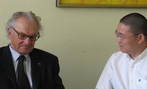 汉庭雅高两创始人在京会面 避谈商业合作