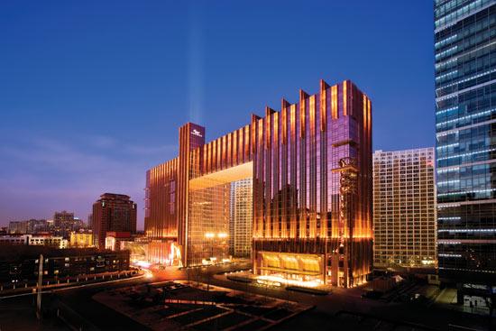 北京华彬费尔蒙酒店将开业
