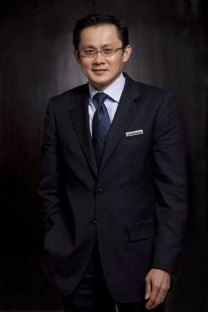黄祖林任北京JW万豪酒店市场总监