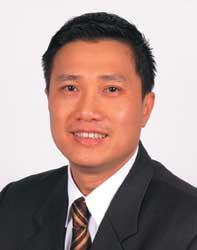 林志永任上海新发展亚太万豪酒店餐饮总监