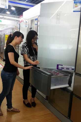 比较六种品牌冰箱 还是选卡萨帝冰箱