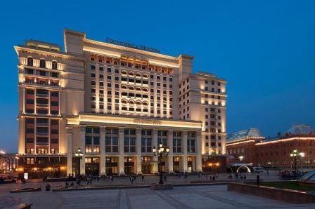 迎接2018世界杯 俄罗斯掀起酒店兴建热潮