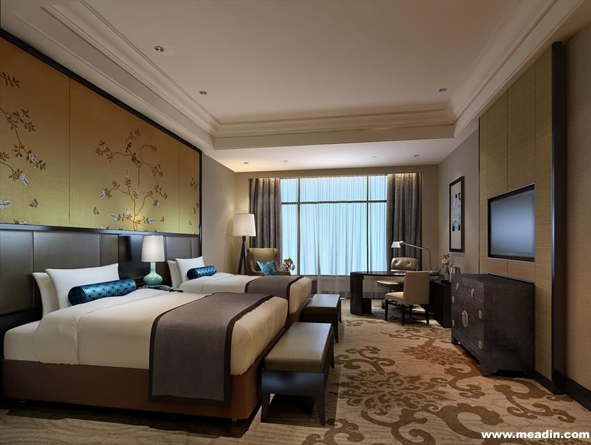 Upscale Wyndham brand expands Footprint in China