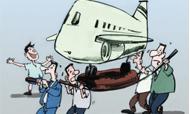 航空成本降低,价格不降反升?