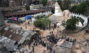 """265期:旅游酒店业如何应对""""尼泊尔地震""""?"""
