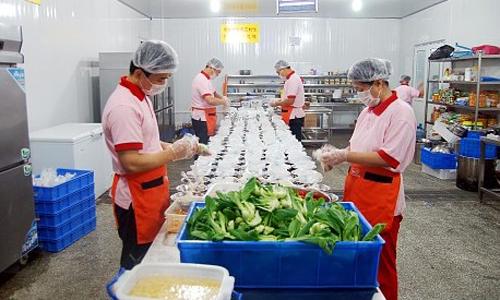 赵纪赢:中央厨房,解读餐饮企业新的利润源