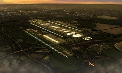 直击欧洲机场现状:扩建难 新机场处境更难