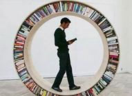 酒店设计师:使用这些书柜 能提高主人20%的阅读效率