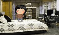在OTA预订 除了看床就是在看床