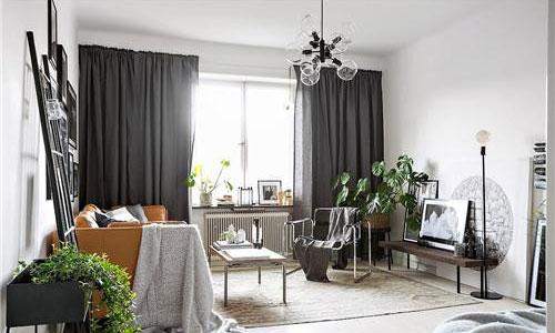 【图集】小资最爱的公寓原来长这样