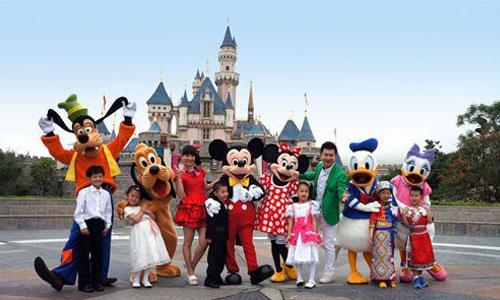 上海迪士尼附近短租房预订排至7月末