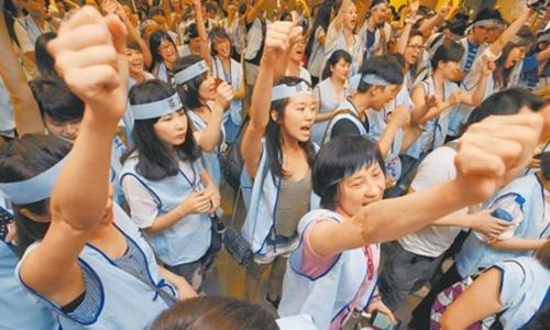 台湾航空史上首次大罢工 67个航班停飞