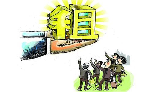 盈利状况堪忧 开发商转战长租难题待解