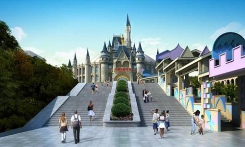 张家界将建世界最大马戏城 2018年投入运营