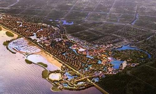 重庆300亿建六旗乐园 2019年底开业迎客