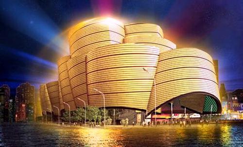 投资38亿开业仅19月 武汉万达电影乐园停业