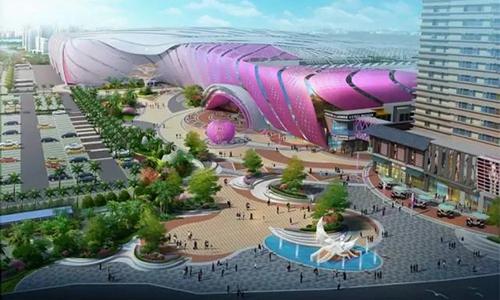 投资150亿 南宁万达茂文旅综合体将于6月开业