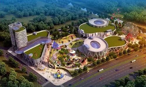 无锡巧克力开心乐园于2017上半年启动建设