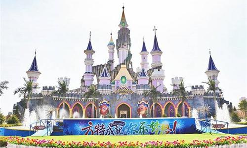 解析:徒弟超过老师傅 华强方特何以能与迪士尼PK?