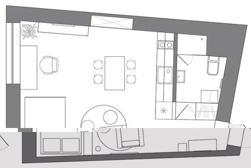 室内设计先从一张纸上开始规划。