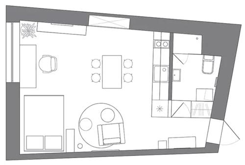 室内设计先从一张纸上开始......