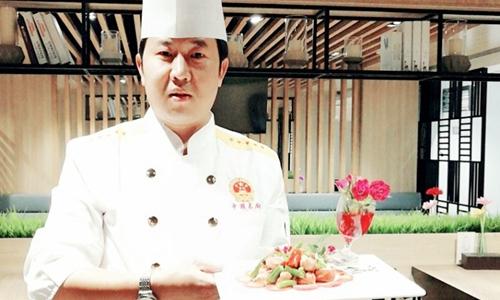 熊书军:用心书写陕菜的美味故事|酒店名厨谈
