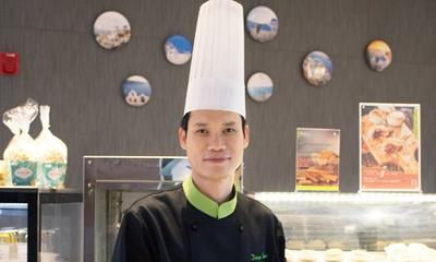 做菜的过程就像创作 菜品也是艺术品|酒店名厨谈