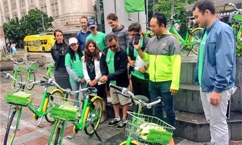 谈中美共享单车市场有何差异?LimeBike创始人如是说