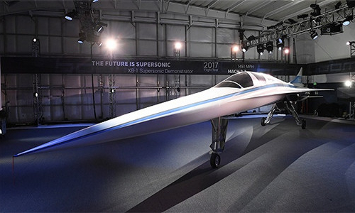 携程投资超音速飞机制造商Boom 未来上海飞洛杉矶只需6小时
