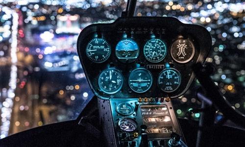 为缓解拥堵 全球20余家企业试水飞行出租车