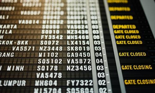 这些航空公司竟将港澳台列为