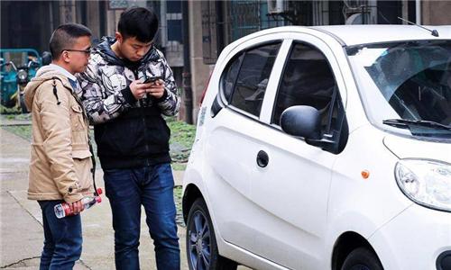 巨头入场分时租赁 共享汽车初创企业布局提速