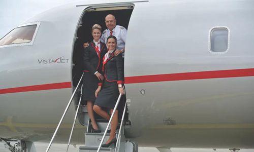 """超级富豪的""""共享经济"""" 私人飞机如何共享?"""