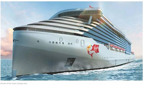 维珍公司首艘豪华邮轮内部设计细节曝光
