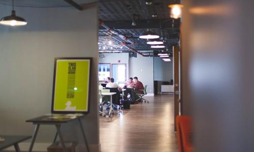 创业者眼中的共享办公:空间虽潮 还待普及
