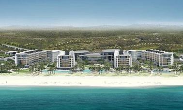 卓美亚萨迪亚特岛度假酒店11月11日开业