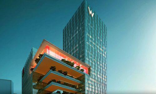 厦门W酒店预计明年9月1日开业