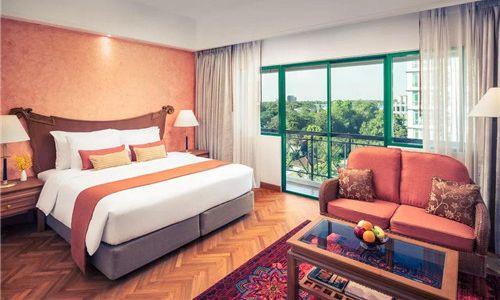 缅甸首家美居酒店盛大开业