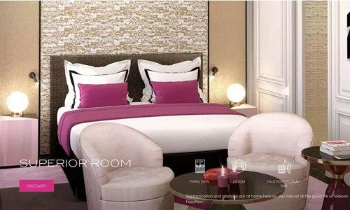 美食集团Fauchon首家精品酒店9月落子巴黎