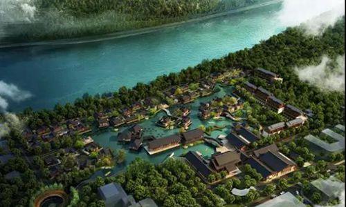 世茂·武夷山御榕庄酒店将于2020年开业