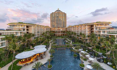 越南富国岛长滩洲际度假酒店6月28日开业