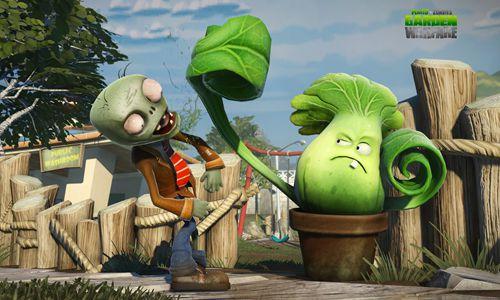 主题乐园突围战 首个植物大战僵尸农场将开业