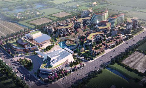 百年品牌托迈酷客亲子主题酒店在中国首个项目落地梦幻嘉善