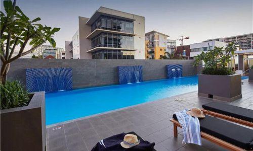 诗铂品牌高级服务公寓于7月9日盛大开业