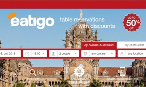 Eatigo餐厅预订平台再获TripAdvisor投资