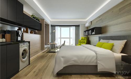 个性化住宿+体验式消费,科技酒店英卓未来公寓获 1000 万元天使轮融资