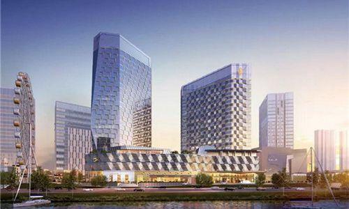 泉州泰禾洲际酒店将于2018 年第三季度正式开业